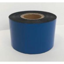 Риббон черный текстиль премиум 100мм*300м.