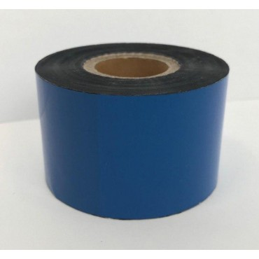 Риббон черный текстиль премиум 25мм*300м.